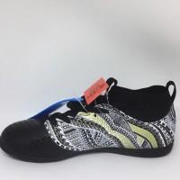 Terbaru Sepatu Futsal Specs Original Heritage Black Gold White New
