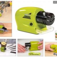 Asahan Pisau Otomatis / Motorized Knife Sharpener / Swifty Sharp