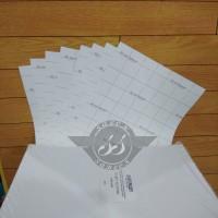 Transfer paper 3G Opaque A4 / Kertas Transfer Dark / USA