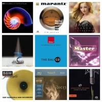 600 Lagu Audiophile III Marantz , DALI CD, Stockfisch FLAC & fd 16gb