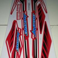 striping sticker variasi yamaha mio sporty-smile 2005-2011 amore line