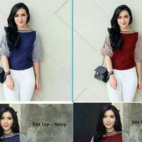baju blouse atasan wanita model terbaru unik bluss kids jaman now