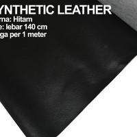 Kain bahan kulit imitasi oscar synthetic leather 0.6mm