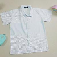 18- 173 Kemeja anak laki-laki Baju anak remaja laki