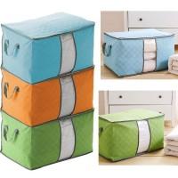 Storage Bag Bamboo Model Tidur