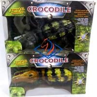 Mainan Hewan Buaya - Crocodile Animal World