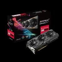 READY STOCK !!! VGA MINING ASUS RX 580 8GB ROG-STRIX-RX580-T8G-GAMING