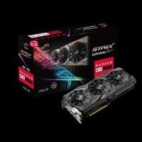 READY STOCK !!! VGA MINING ASUS RX 580 8GB ROG-STRIX-RX580-8G-GAMING