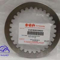 Plat Gesek Kopling Satria FU 21451B28030N000 Suzuki Genuine Parts