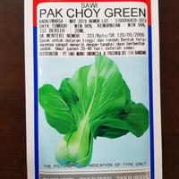 Bibit Pak Choy Green Takii Seed - 20 ML [Kuantiti Partai]