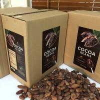 Biji Kakao Fermentasi - Well Fermented Cocoa Bean - High Quality