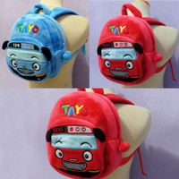 Ransel Anak boneka impor little buss tayo paud seko
