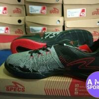 Sepatu Futsal Specs Metasala Combat Cool Grey Size ,44
