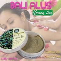 LULUR GREEN TEA BALI ALUS