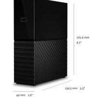 Termurah Wd Mybook Personal Storage 6Tb