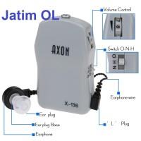 Alat Bantu Dengar Hearing Aid AXON X-136