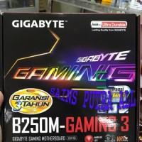 GIGABYTE B250M-GAMING 3 socket 1151