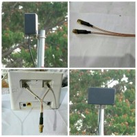 Antena Penguat Sinyal Panel Huawei Bolt XL Home B310S B310 B315 Helios