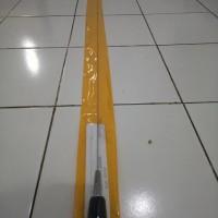 ANTENA MOBIL MEREK D ANTENA M-285 HT VHF 200 WATT PANJANG 1.4 M