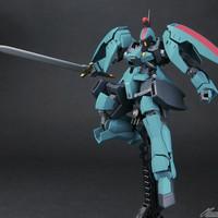 Bandai HG IBO 1/144 Gundam Graze Ritter seri barbatos