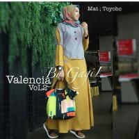 Baju Wanita Dress Valencia Vol2 By Gagil