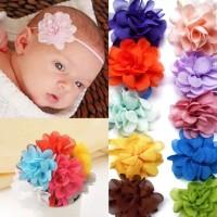 Headband baby girl / Bandana bayi newborn / Bando cute little bow