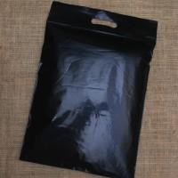 PLASTIK KLIP PLONG 30x38 +7cm, tanpa sablon (polos) packaging baju dsb
