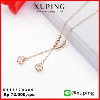 XUPING KALUNG EMAS BANDUL 2 KUBUS 0111170389