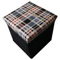 Bangku Besar LIpat Kotak Penyimpanan Panjang Motif box A63 nagada