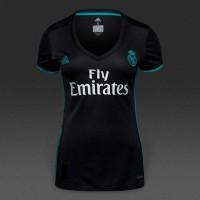 Jersey Baju Bola Real Madrid Away Ladies Wanita Cewek 1 Limited