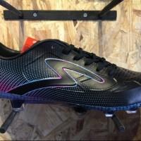 Sepatu bola specs original swervo thunderbolt ultraviolet new 2017