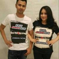 BAJU COUPLE ZAMAN NOW