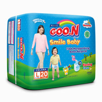 Goon Smile Baby Pants L20/Popok celana/diapers/pospak