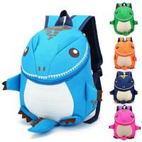 Tas ransel punggung backpack anak sekolah TK karakter dino dinosaurus