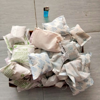 silica gel anti jamur+kutu bisa bwat hot toys sepatu baju dll