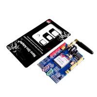 Modul SIM900 SIM 900 GPRS GSM Arduino Antena Shield SMS Call Board Kit
