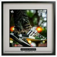 Sepatu Adidas NMD R1 X A BAPE