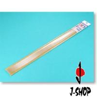 Tamiya Clear 5 mm Plastic Beams (5 pcs) Pipe TA 70136