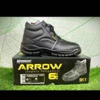 sepatu safety krisbow arrow 6inch