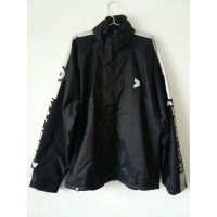 Jas Hujan Kalibre Raincoat hitam