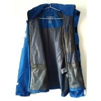 Jas Hujan Kalibre biru ada Celana