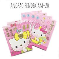 Kertas Angpao Imlek Chinese New Year Hello Kitty Dog Princess