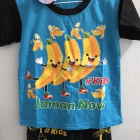 Set Baju Anak - Kids Jaman Now