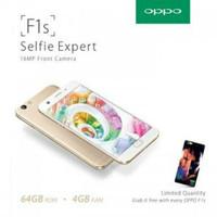 HP Oppo F1S New Ram 4Gb Rom 64Gb Promo