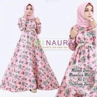 dress. long dress. gamus Muslim. busana muslim wanita. baju muslim