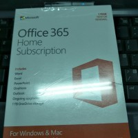 Microsoft Office 365 home original