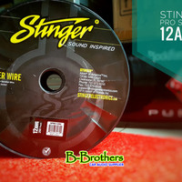 Stinger Pro Series 12 AWG Cable (black)
