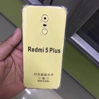 Anti Crack Xiaomi Redmi 5 Plus AntiCrack SoftCase Back Case 5+ 5 +