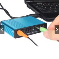 Soundcard Optik Hi-Fi External USB 6 Channel 5.1 Audio Kere Hore