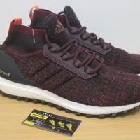 Sepatu Adidas Ultra Boost ATR Mid Burgundy - Premium Quality